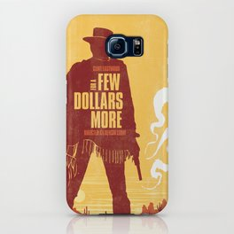 For a few dollars more art movie inspired iPhone Case