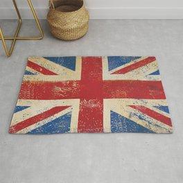 Union Jack UK England Flag British Rug