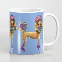 Poodle Dee Doo Two Coffee Mug