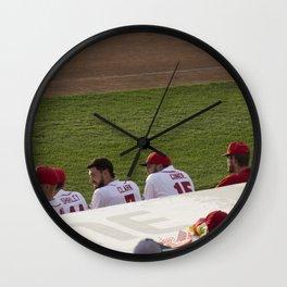 Home Opener Wall Clock