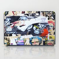 celebrity iPad Cases featuring Celebrity by Paper Possible