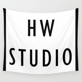 white Wall Tapestry