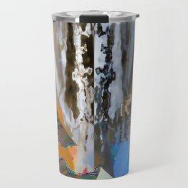landscape collage #22 Travel Mug