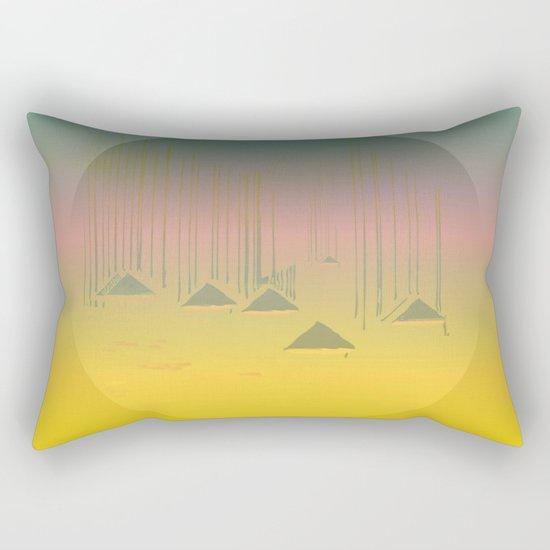 Archipelago 7 Islands / 19-01-17 Rectangular Pillow