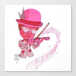 pink#1 Canvas Print