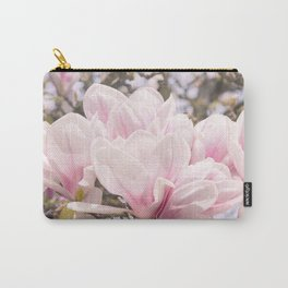 Blooming Magnolia in Montmartre Paris Carry-All Pouch