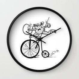Coffee and Ice Cream Wall Clock
