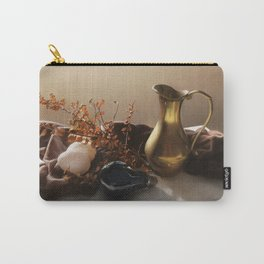 Warm Still Life Painting Carry-All Pouch