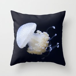 Spotted Jelly #1 Throw Pillow
