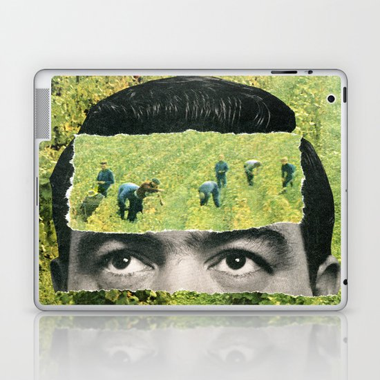 Cultivate Your Mind Laptop & iPad Skin