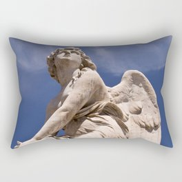 WHITE ANGEL of SICLY Rectangular Pillow