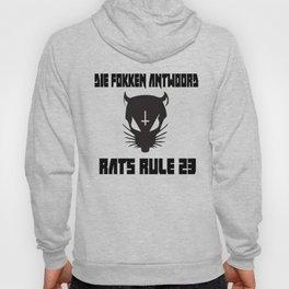 Rats Rule 23 Hoody