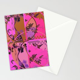 Chinese Mashup II Stationery Cards