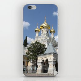 Alexander - Newski - Church - Yalta iPhone Skin