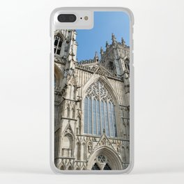 York City Minster Clear iPhone Case