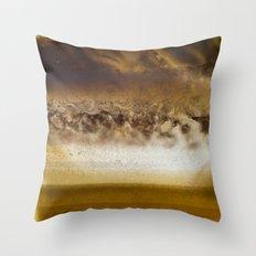 Belt Of Jupiter Throw Pillow