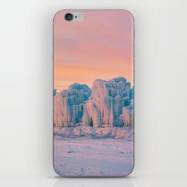 Ice Castles iPhone Skin