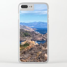 The New World Clear iPhone Case