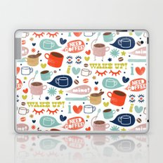 Caffeine Addict Laptop & iPad Skin