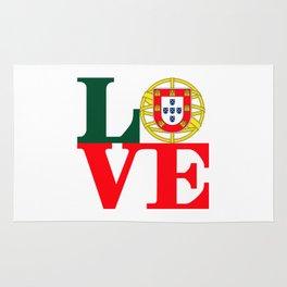 Love Portugal Rug
