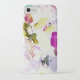 Back to Joy (Abstract Painting) iPhone Case