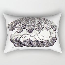 Sleeping baby Rectangular Pillow