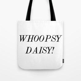 Whoopsy Daisy Tote Bag