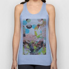 Euphoric Morning Unisex Tank Top