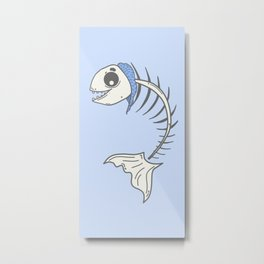 Bonefish 180 Metal Print