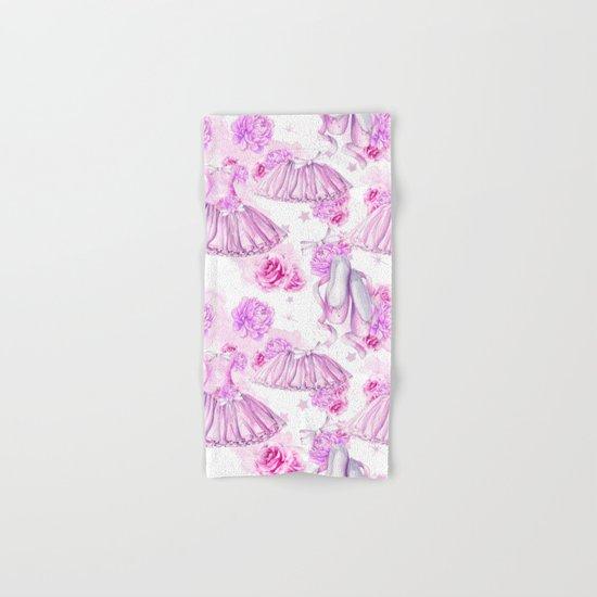 Ballerina #4 Hand & Bath Towel
