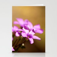 flora Stationery Cards featuring Flora  by MVision Photography