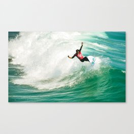 Lip Canvas Print