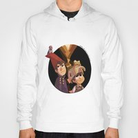 over the garden wall Hoodies featuring Over the Garden Wall by stubbornpotato