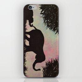Elephant love <3 iPhone Skin
