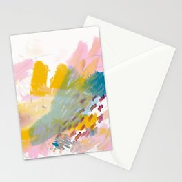 Taking Care of Oneself Stationery Cards