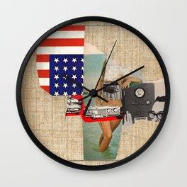 7413 Wall Clock
