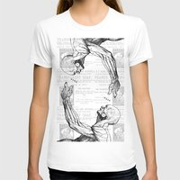 anatomy T-shirts featuring Anatomy by Alberto P