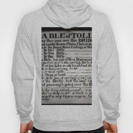 The Ironbridge Tolls Hoody