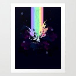 It's In The Stars Art Print