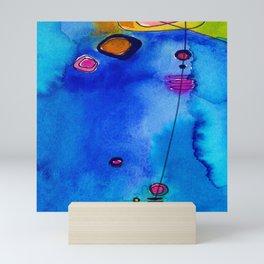 Magical Thinking No. 2C by Kathy Morton Stanion Mini Art Print
