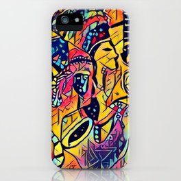 Pleasant Minds iPhone Case
