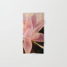 Lotus of my Heart Hand & Bath Towel