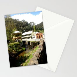 Stringers Creek - Walhalla - Australia Stationery Cards
