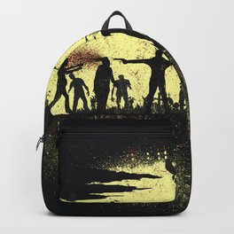 Zombie Shooter Backpack