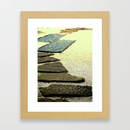 The Next Place Framed Art Print