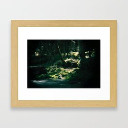 Department of Renewal Framed Art Print