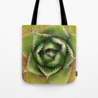 montana Tote Bags featuring Agave Montana by Awispa