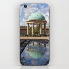 Eaton Park Bandstand, Norwich, Norfolk iPhone Skin