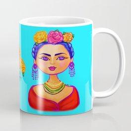 Flirty Frida Coffee Mug