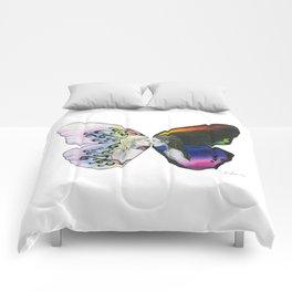 Rainbow Virgin  Comforters